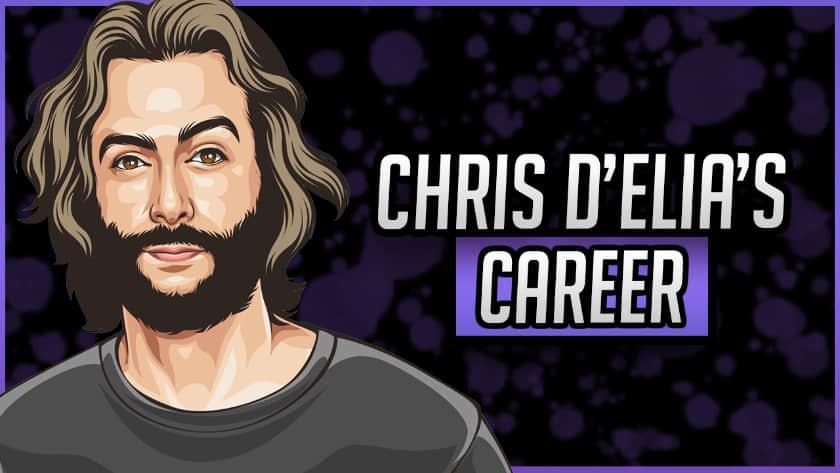 Chris D'elia's Career