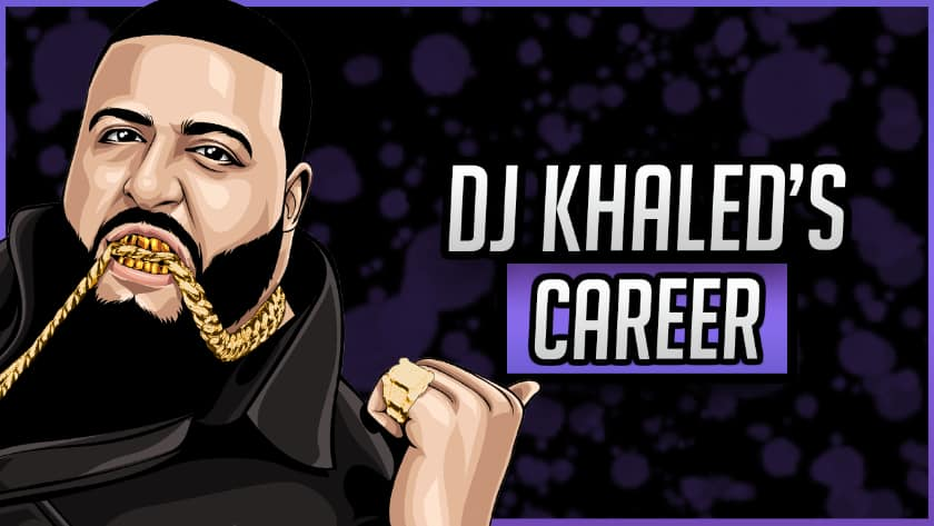 DJ Khaled's Career
