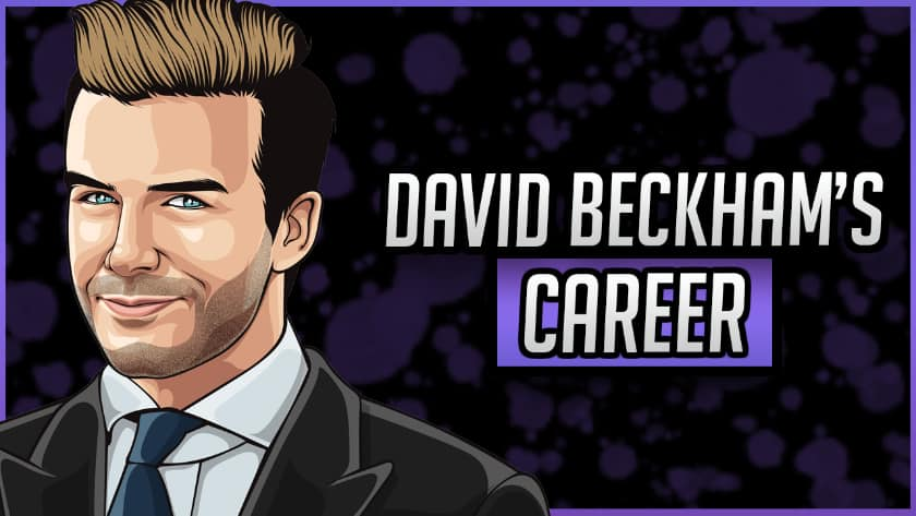 David Beckham's Career