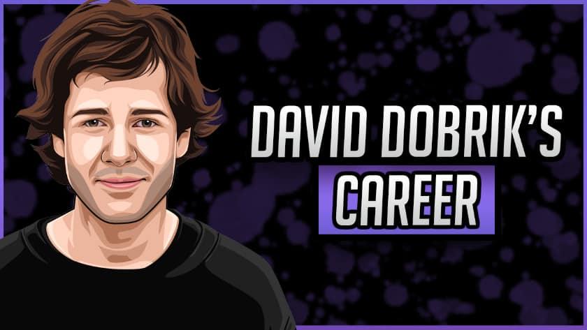 David Dobrik's Career