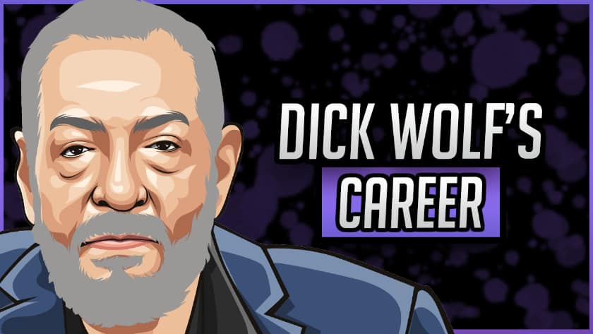 Dick Wolf's Career