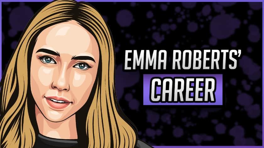 Emma Roberts' Career