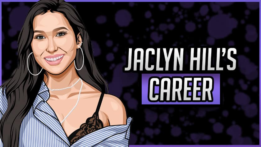 Jaclyn Hill's Career