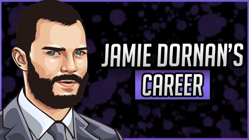 Jamie Dornan's Career