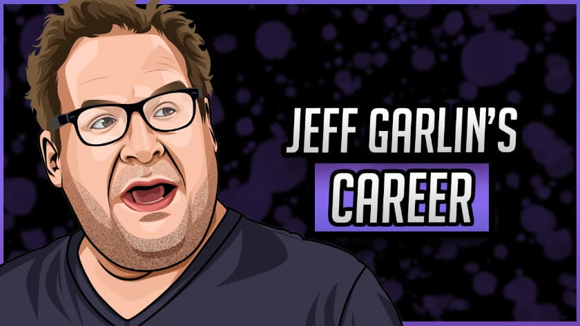 Jeff Garlin's Career