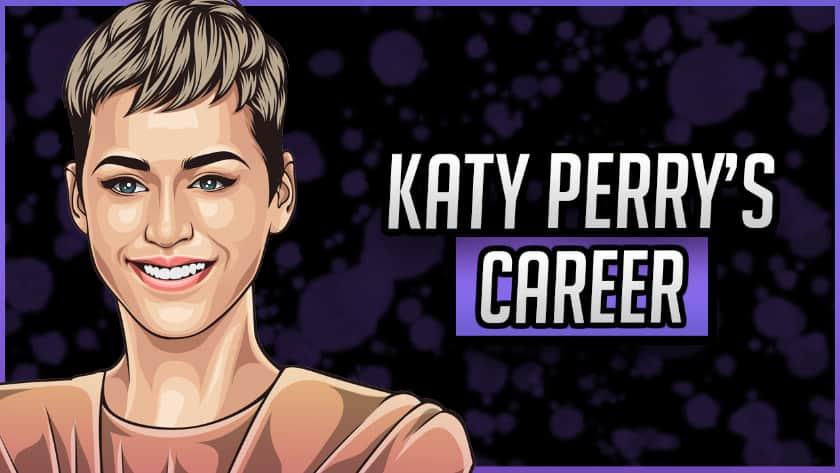 Katy Perry's Career