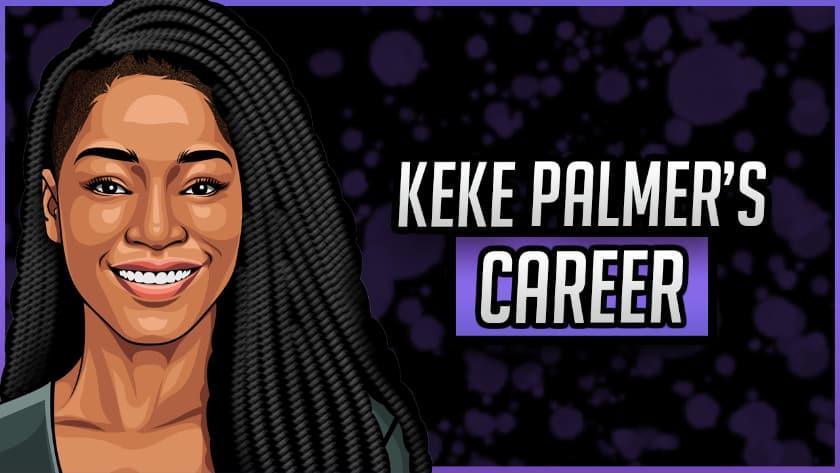 Keke Palmer's Career