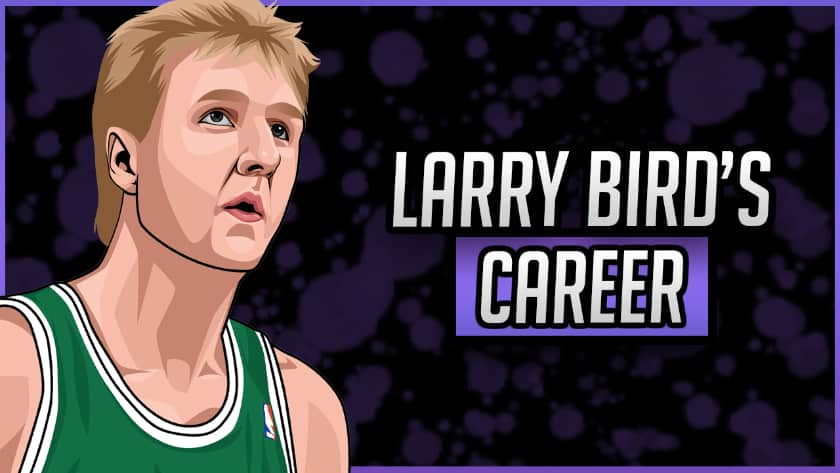 Larry Bird's Career