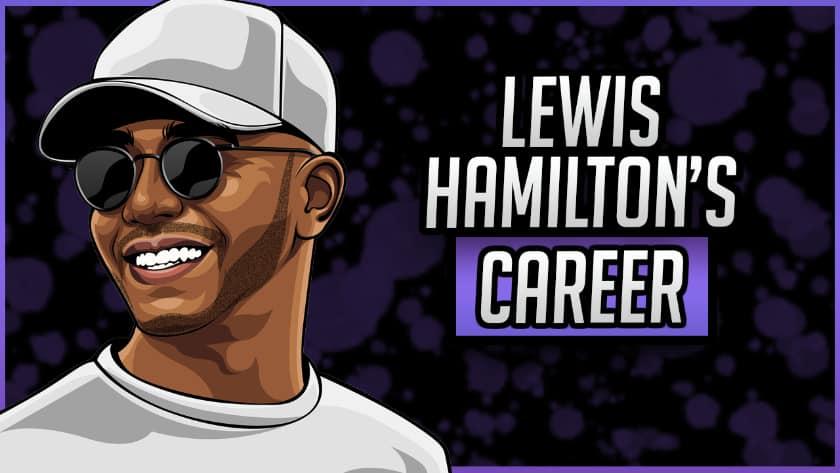 Lewis Hamilton's Career