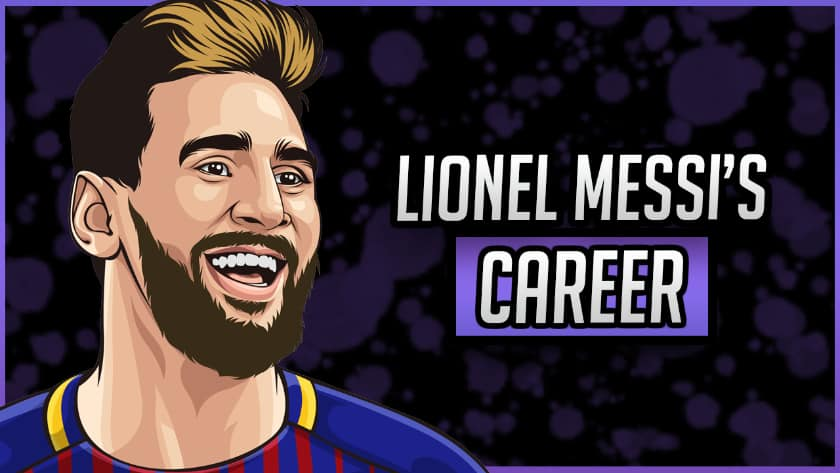 Lionel Messi's Career