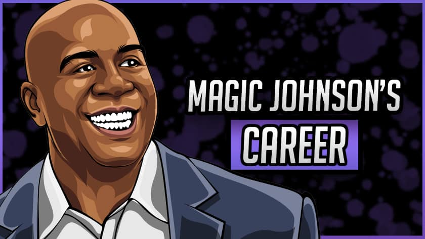 Magic Johnson's Career