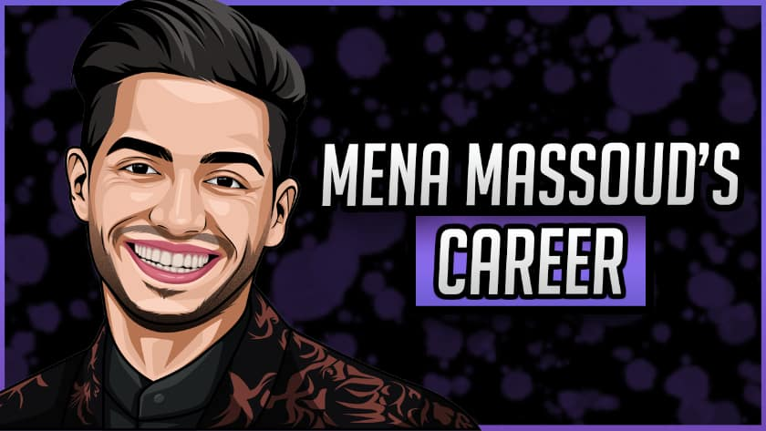 Mena Massoud's Career