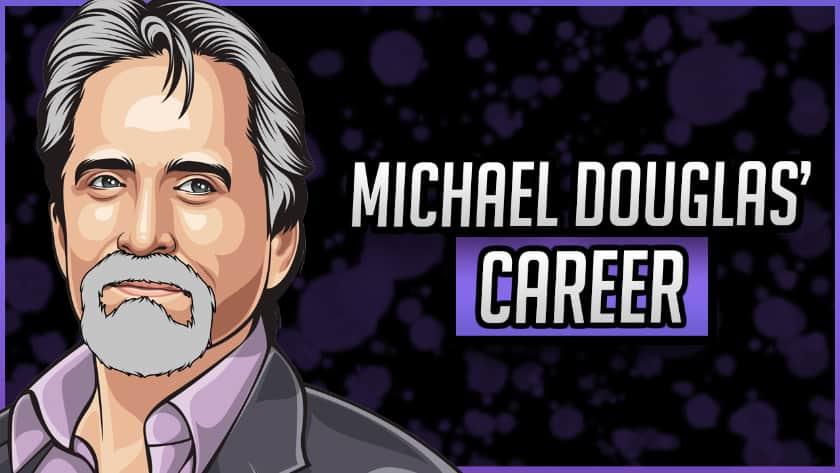Michael Douglas' Career