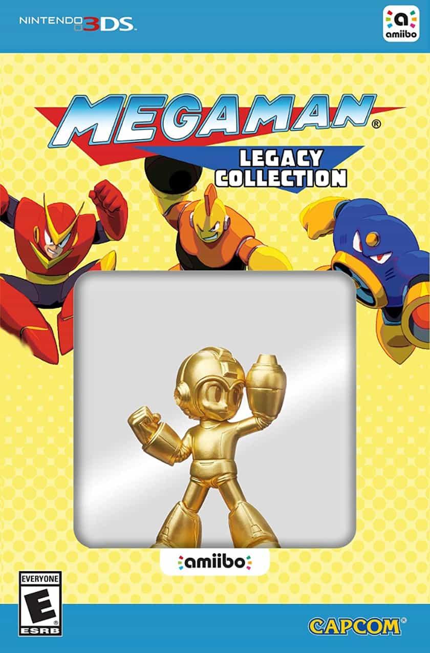 Most Expensive Amiibos - Gold Mega Man