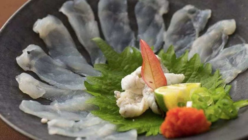 Most Expensive Foods - Fugu