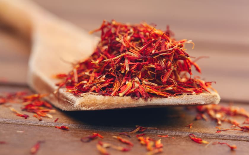 Most Expensive Foods - Saffron