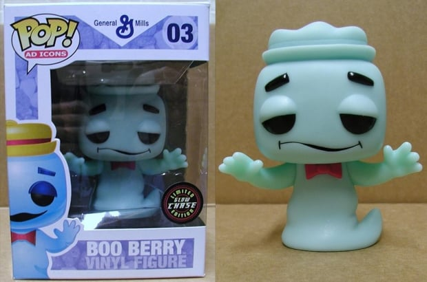 Most Expensive Funko Pops - Boo Berry Funko
