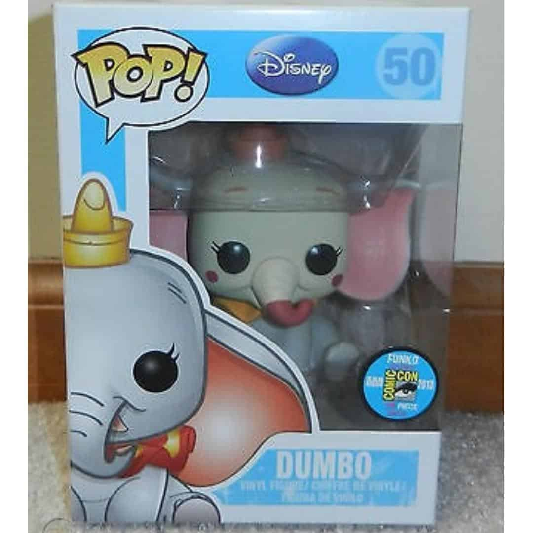 Most Expensive Funko Pops - Dumbo (Clown)