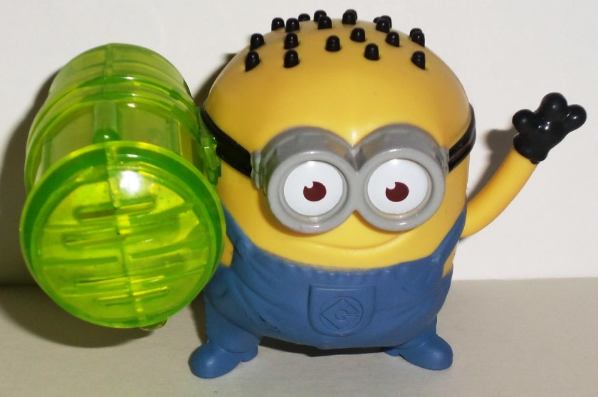 Most Expensive Happy Meal Toys - Jerry the Minion (2013)