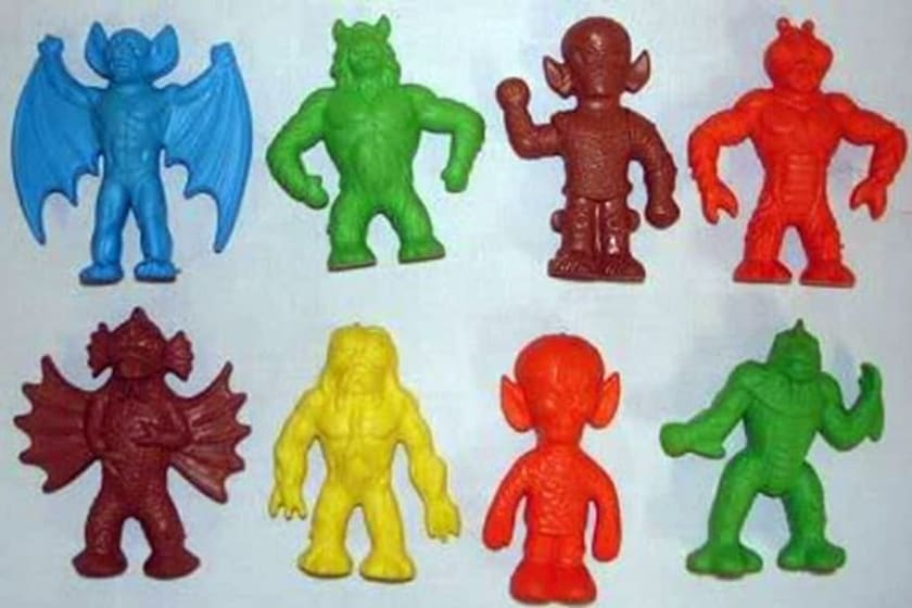 Most Expensive Happy Meal Toys - Underwater Monsters (1979)