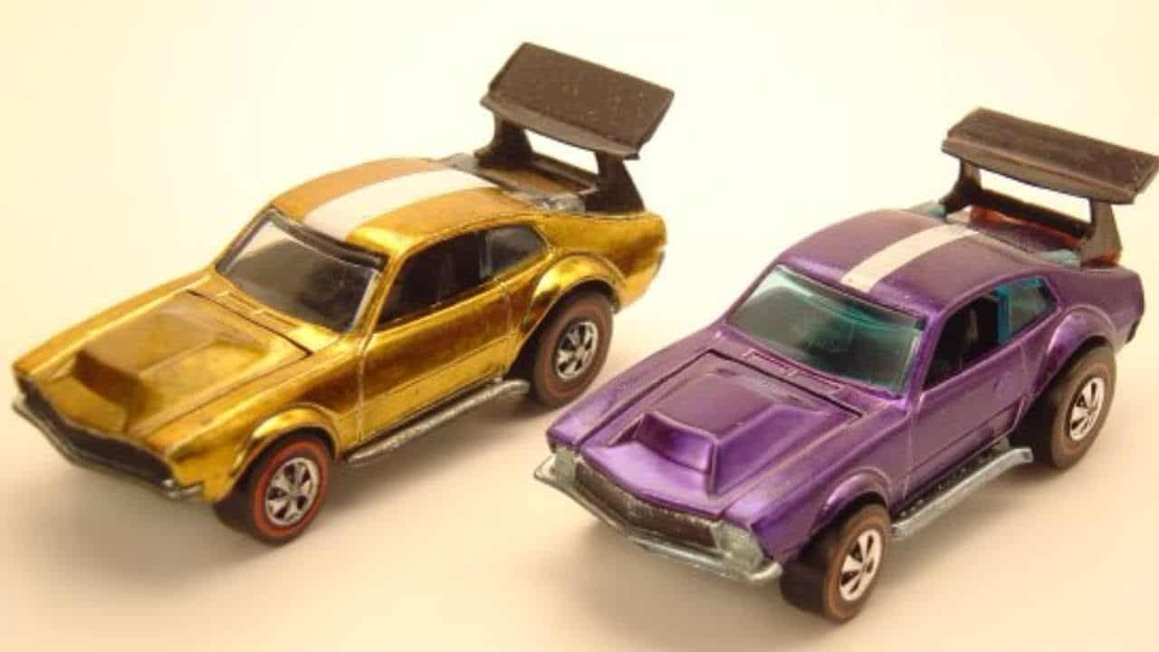 Most Expensive Hot Wheels - 1970 Mad Maverick Base