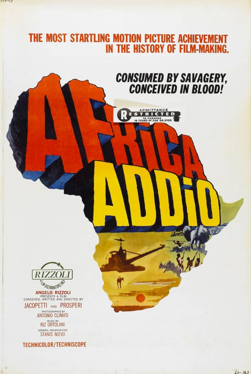 Most Expensive VHS Tapes - Africa Addio