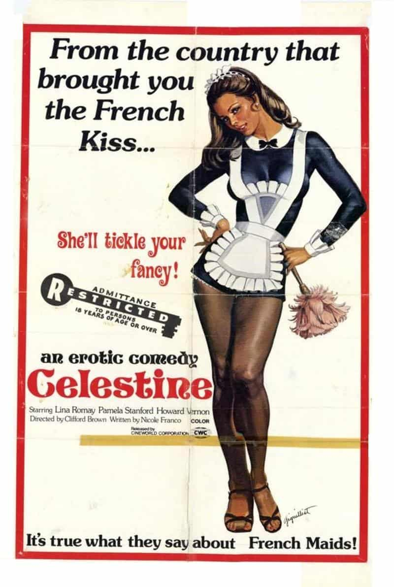 Most Expensive VHS Tapes - Celestine, Maid at Your Service
