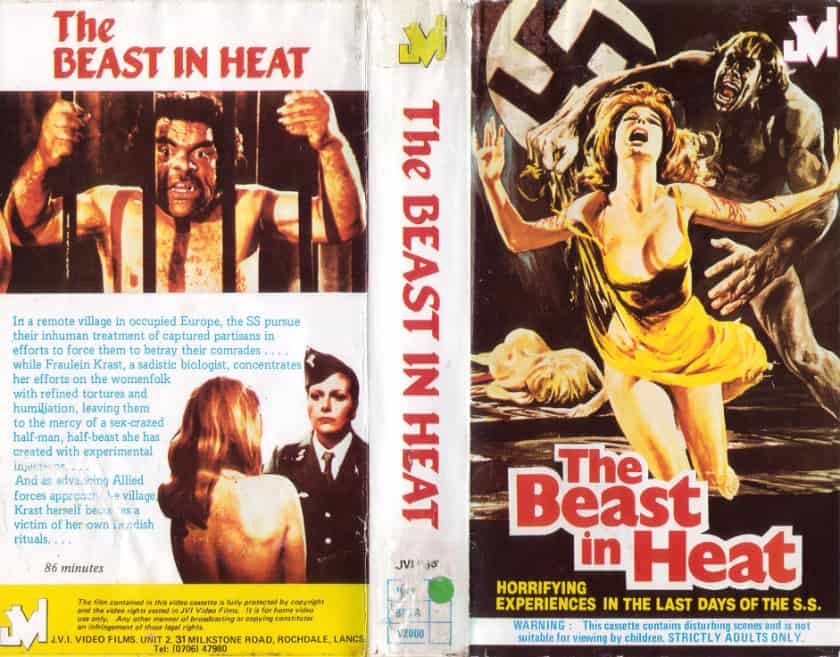 Most Expensive VHS Tapes - The Beast In Heat