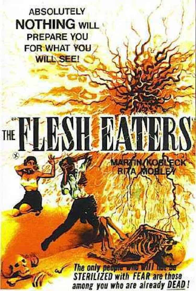 Most Expensive VHS Tapes - The Flesh Eaters