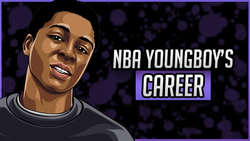 NBA Youngboy's Career