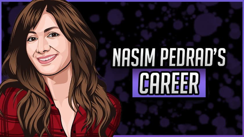 Nasim Pedrad's Career
