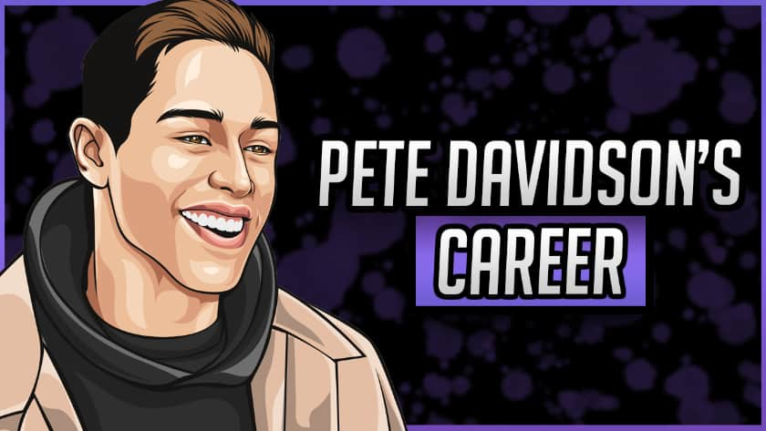 Pete Davidson's Career