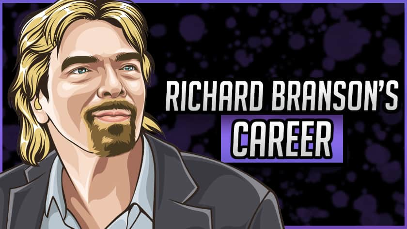 Richard Branson's Career