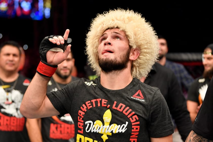 Richest MMA Fighters - Khabib Nurmagomedov