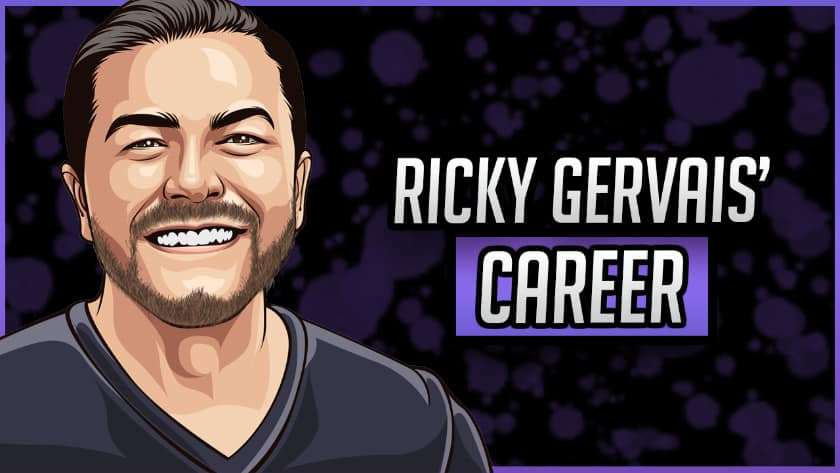 Ricky Gervais' Career
