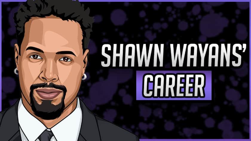 Shawn Wayans' Career