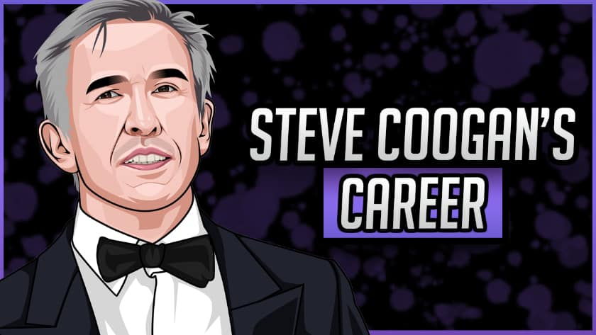 Steve Coogan's Career