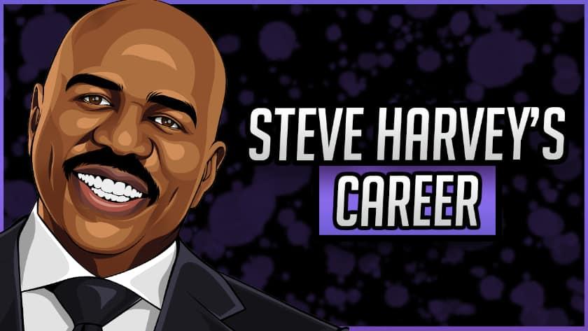 Steve Harvey's Career