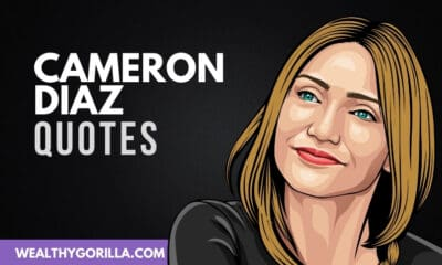40 Greatest Cameron Diaz Quotes of All Time