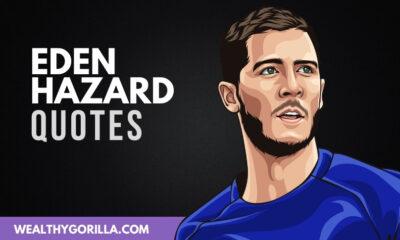 50 Eden Hazard Quotes About Football & Success