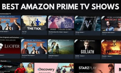 The Best TV Shows on Amazon Prime