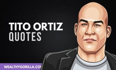 The Best Tito Ortiz Quotes