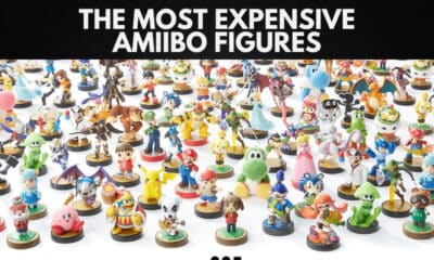 The 10 Most Expensive Amiibo Figures Ever Sold