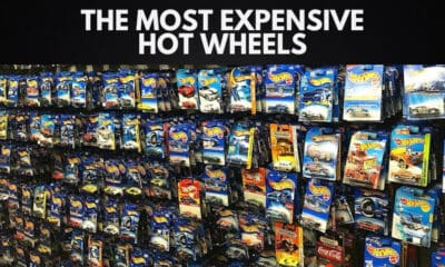 The 15 Most Expensive Hot Wheels Cars