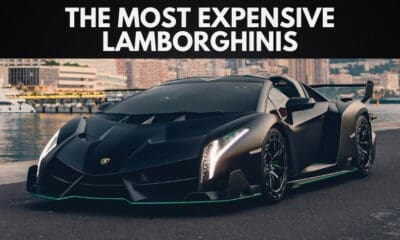 The 10 Most Expensive Lamborghinis in the World