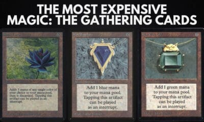 The Most Expensive Magic: The Gathering Cards