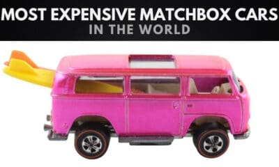 The 10 Most Expensive Matchbox Cars