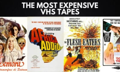 The Most Expensive VHS Tapes Ever Sold