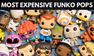 The Most Valuable Funko Pop Vinyls in the World