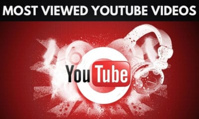 The 20 Most Viewed YouTube Videos of All Time